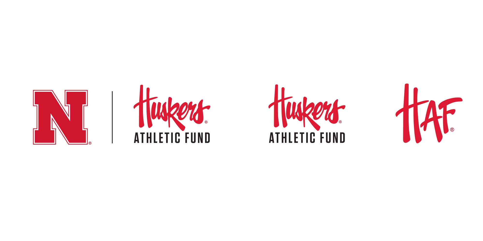 2018 Huskers Athletic Fund Logo<br><span>University of Nebraska–Lincoln</span>