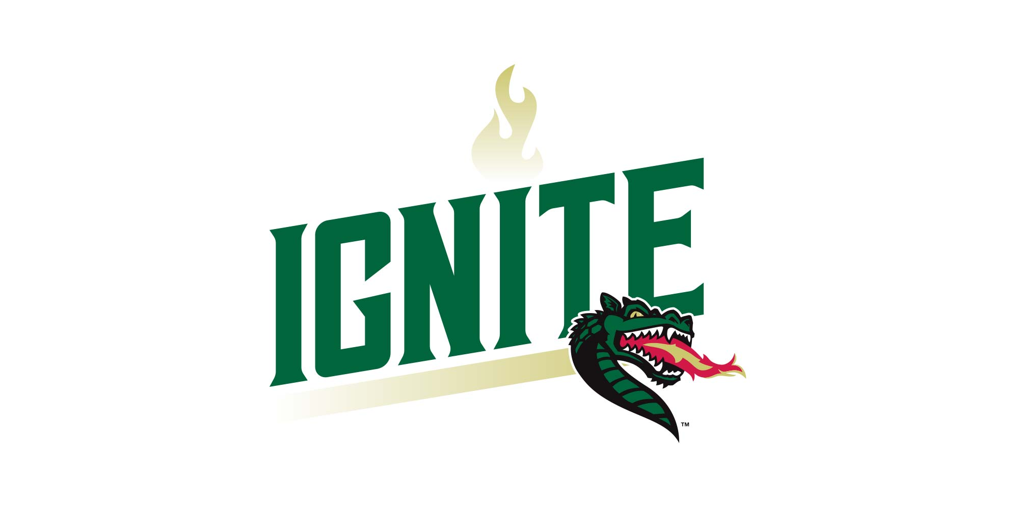 2018 Ignite Campaign Logo<br><span>University of Alabama at Birmingham</span>