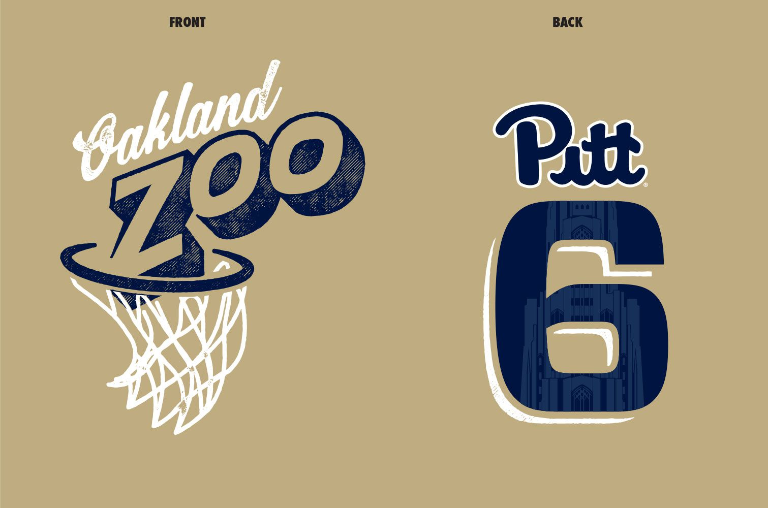 2016-17 Oakland Zoo Rebrand<br><span>University of Pittsburgh</span>