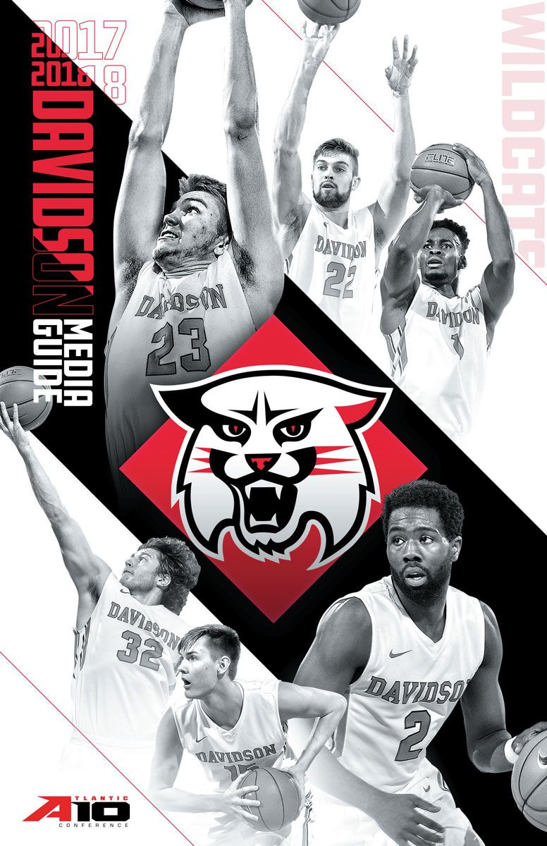 2017 Men's Basketball Media Guide<br><span>Davidson College</span>