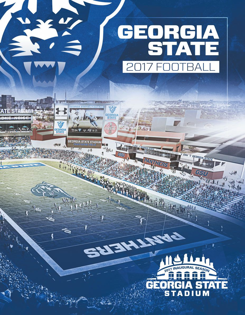 2017 Football Guide <br><span>Georgia State University</span>