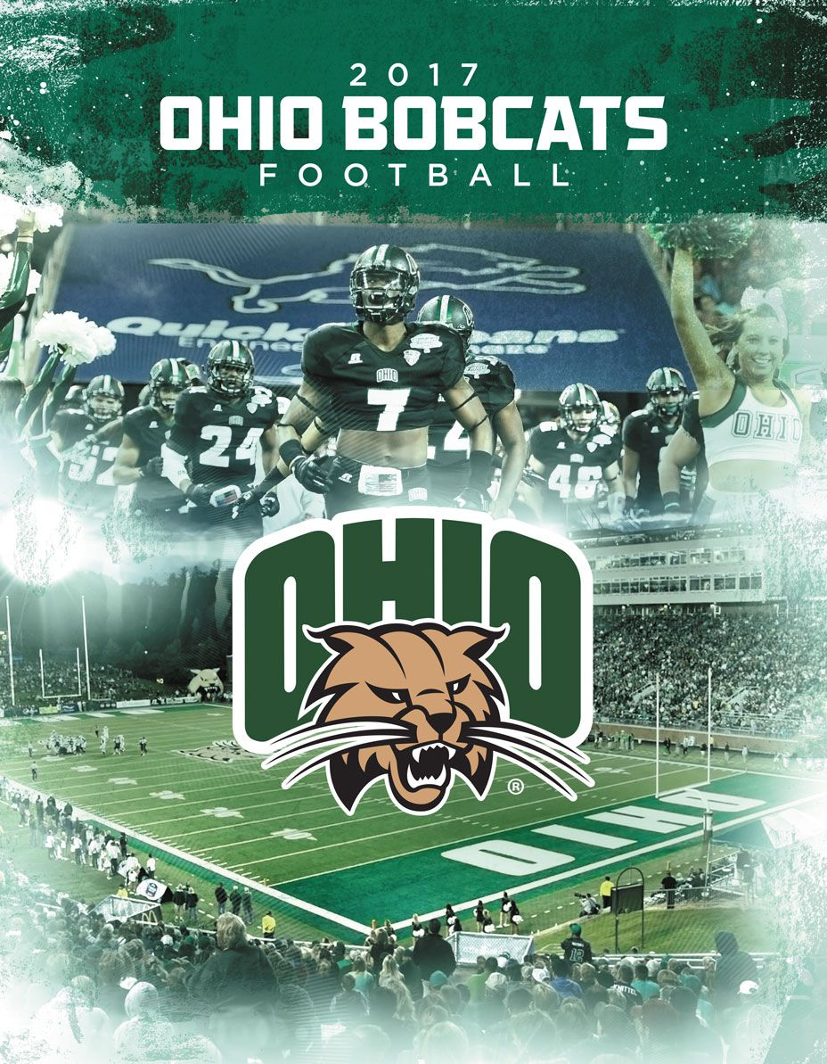 2017 Football Yearbook<br><span>Ohio University</span>