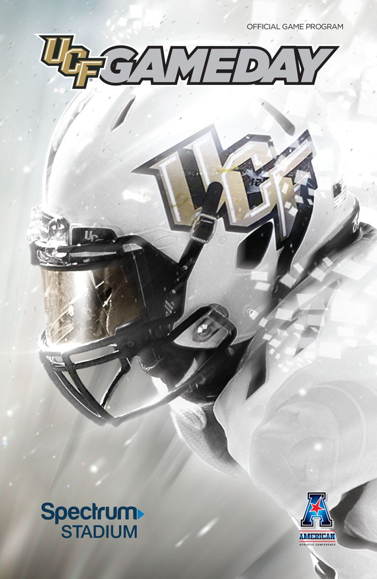 2017 Football Program<br><span>University of Central Florida</span>