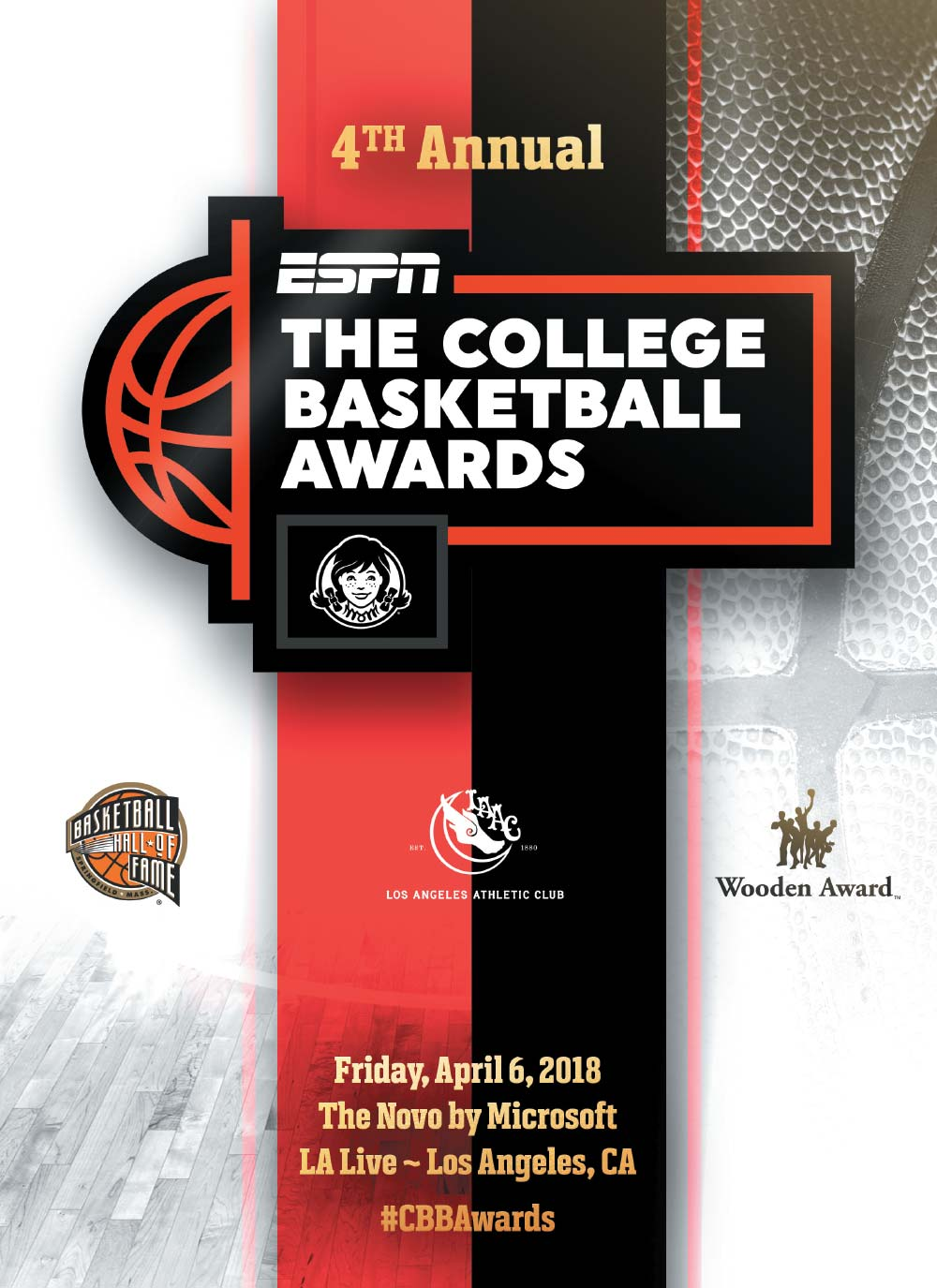 2018 College Basketball Awards Cover<br><span>ESPN</span>