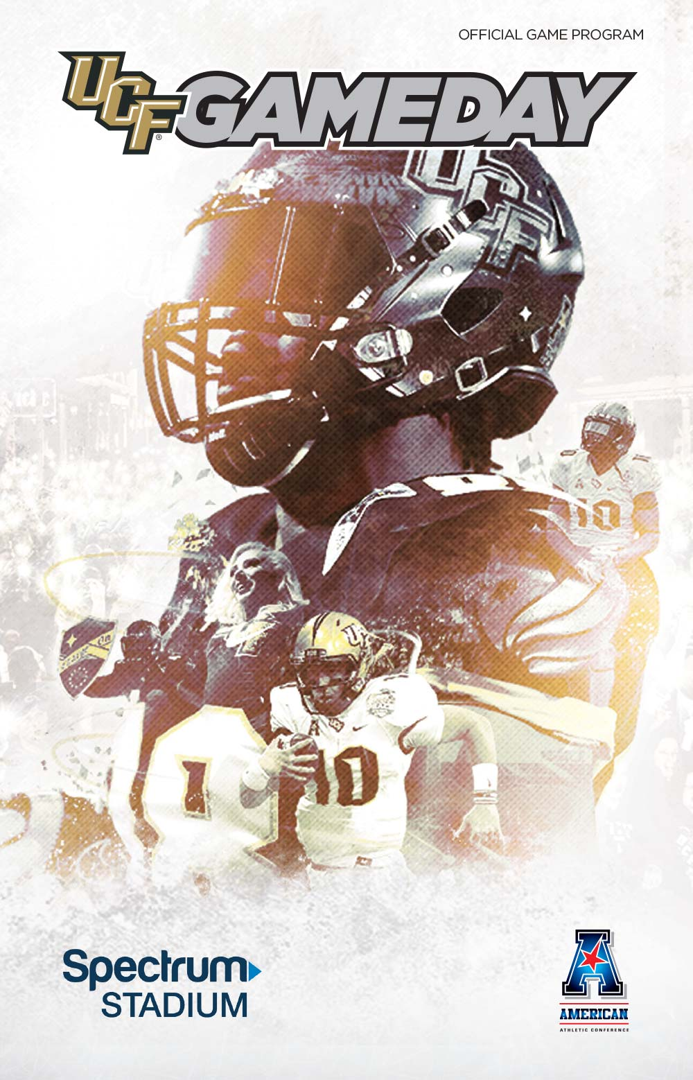 2018 Football Program Cover<br><span>University of Central Florida</span>